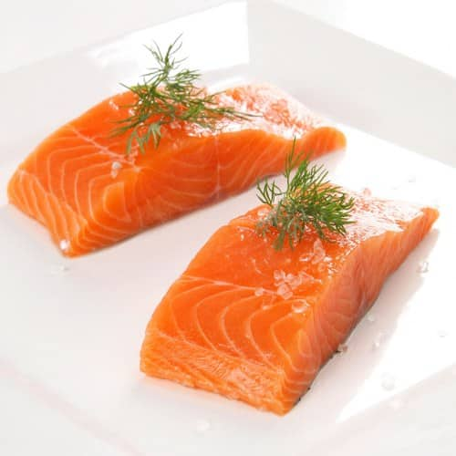 salmon efficient ways lose belly fat