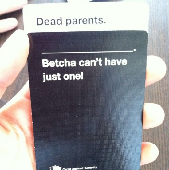 Cards against Humanity 5