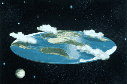 Common Misconceptions about a flat world