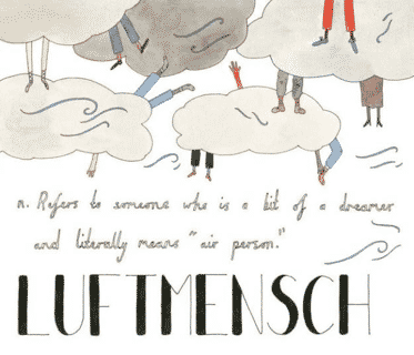 Luftmensch – Yiddish