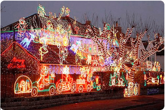 The Best Christmas Decorations Ever