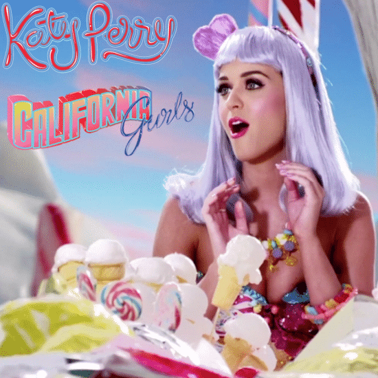 katy perry music video