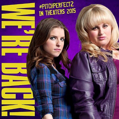 new movie releases pitch perfect
