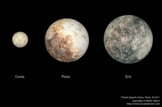 solar system facts 4