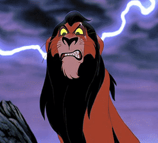 Scar – The Lion King