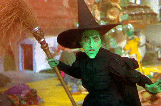 The Wicked Witch of the West – Wizard of Oz
