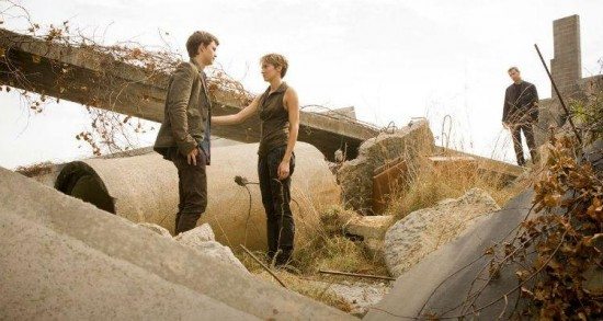 Interesting Things about Insurgent