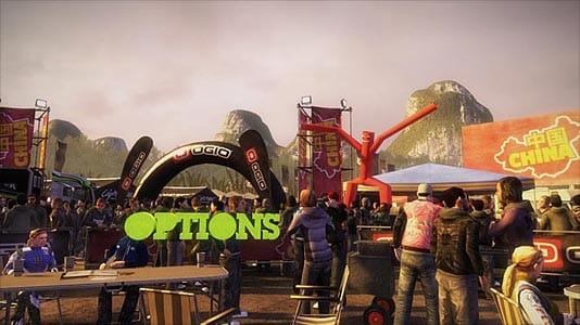 dirt2_menu best video games