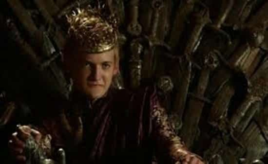 Joffrey Baratheon (Copy)  deaths-on-game-of-thrones