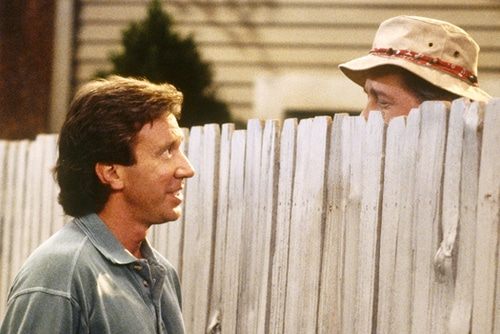 14 Facts About Home Improvement - Wilson's full name was Wilson W. Wilson