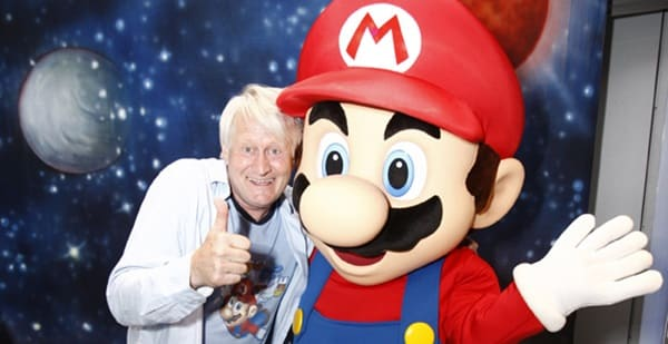 Top 10 Super Mario Facts Charles Martinet