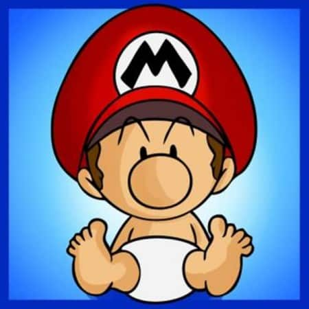 Top 10 Super Mario Facts baby Mario
