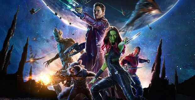Guesswork in the complicated Marvel Cinematic Universe - Guardians of The Galaxy.