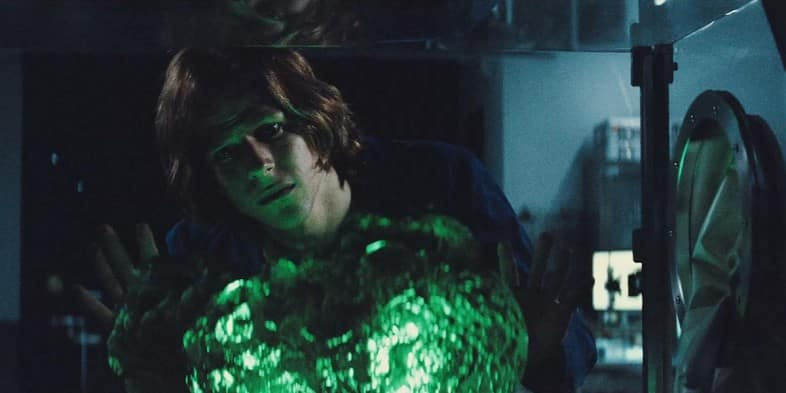 A hint in the interesting info from Lex Luthor's new profile revolves around Kryptonite.