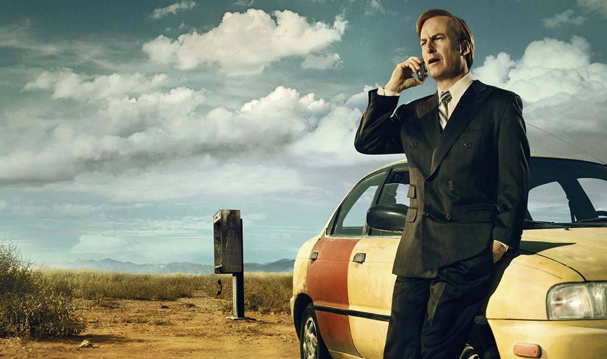 Among the top 10 TV shows you should completely devour this November we can find the Better Call Saul  series.