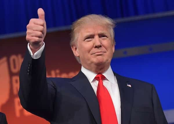 laugh out loud wrong presidential candidates statements - Donald Trump.