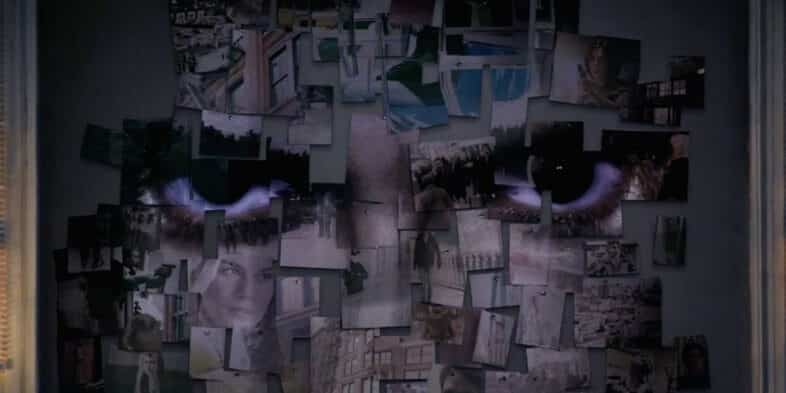 The change of the origins of the Purple Man can be considered one of the best Jessica Jones scenes.