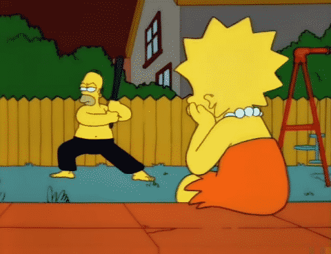 The top 7 Simpsons gags you missed include the political ones from the Whacking Day episode.