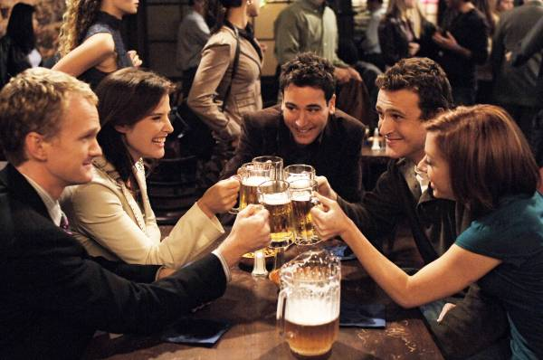 The top 7 most talked about TV show finales includes How I Met Your Mother.