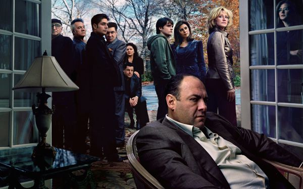 The Sopranos had one of the most frustrating finale.