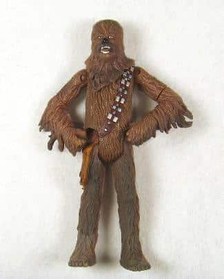 One of the most lovable characters from the series, Chewbacca is one of the top 15 best Star Wars toys of all time.