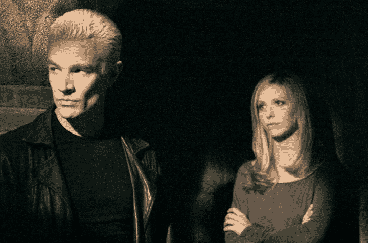 The top 7 most talked about TV show finales includes Buffy the Vampire Slayer.