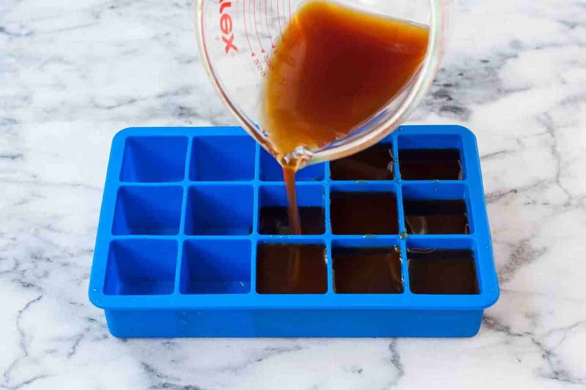 Coffee Ice Tray