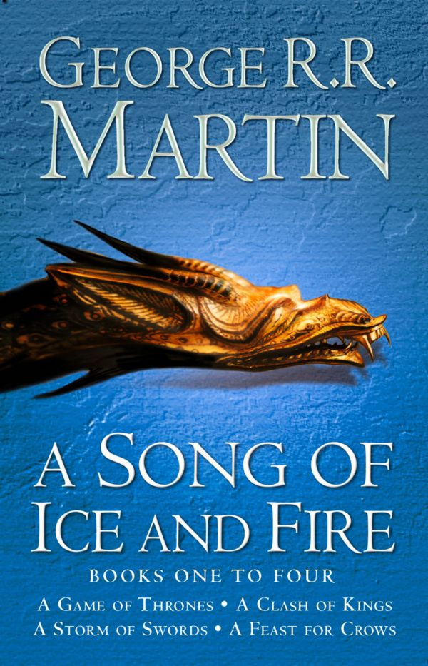 George R.R. Martin's series is one of the best fantasy book series.