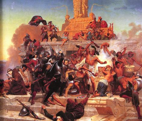 The Arauco War spanned over three centuries.