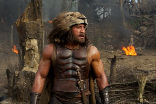 Hercules included a very nice montage in its trailer that proved to be quite short in the full movie.