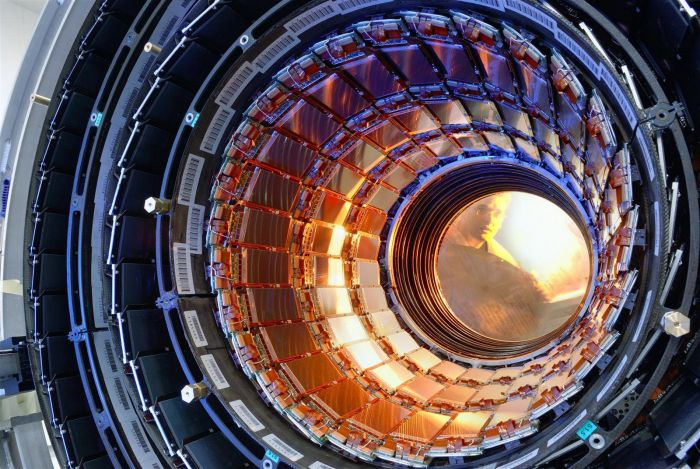 Many assumed that the LHC would create a black hole that would bring our doom.