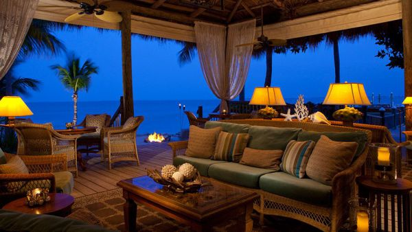 Little Palm Island is open only to exclusive clients.