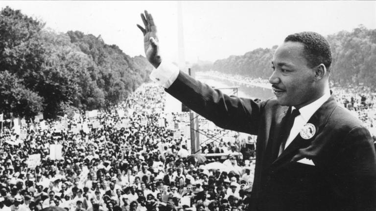 Martin Luther King Jr. is among the people accused of stealing the work of others.