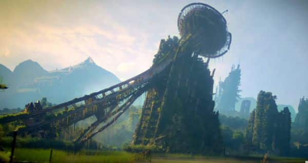 The reasons to watch the new Shannara Chronicles series include its stunning visuals.