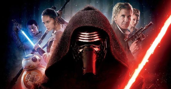 We Get 4 Easter Eggs In The Force Awakens From The First Scene