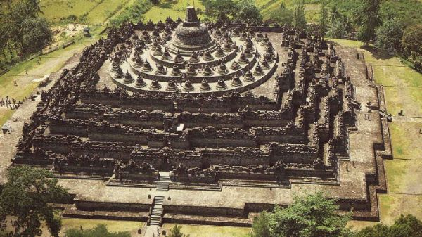 Most Beautiful Temples In Asia - Borobudur