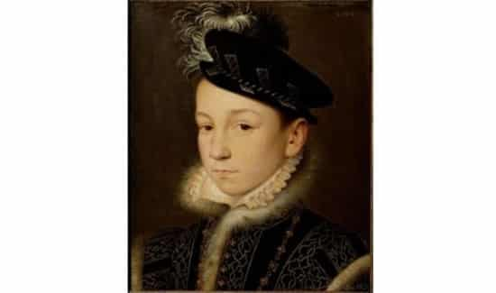 Most Insane Rulers Include Charles IX