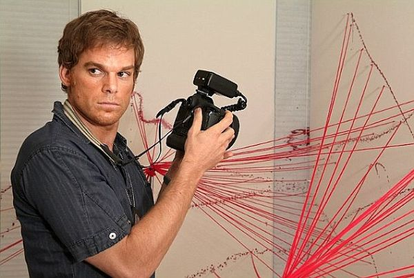 TV Shows That Were First Books Include Dexter