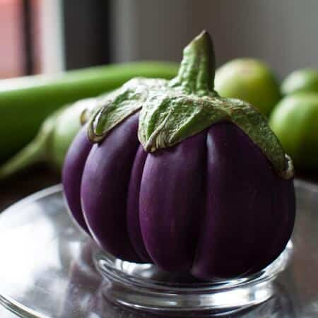 6 Fruits and Vegetables That Looked Way Different Before We Domesticated Them - The Modern Aubergine