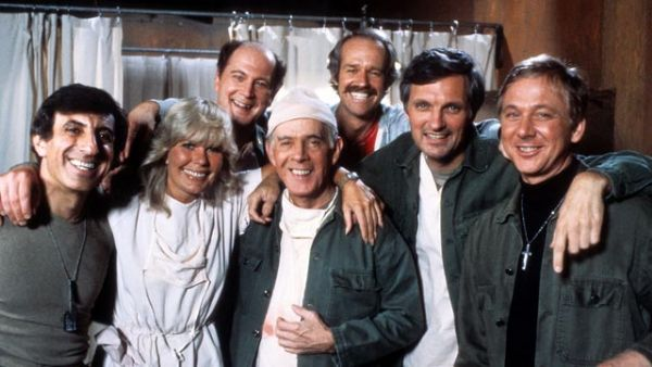M*A*S*H, Among The TV Shows That Were First Books
