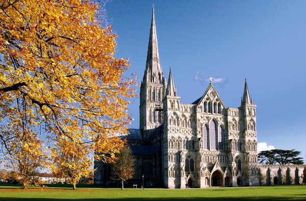Salisbury Cathedral Is Included In The Most Breathtaking Gothic Cathedrals