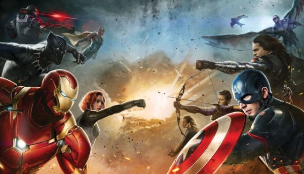 The Sides - Differences Between The Civil War Movie And Comics