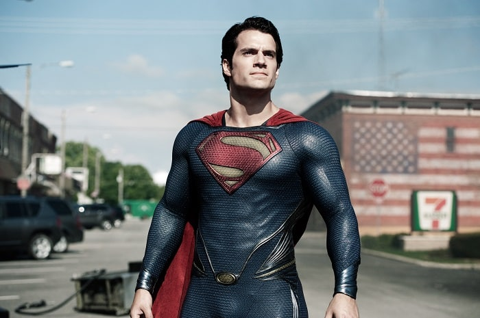 man of steel superman movie