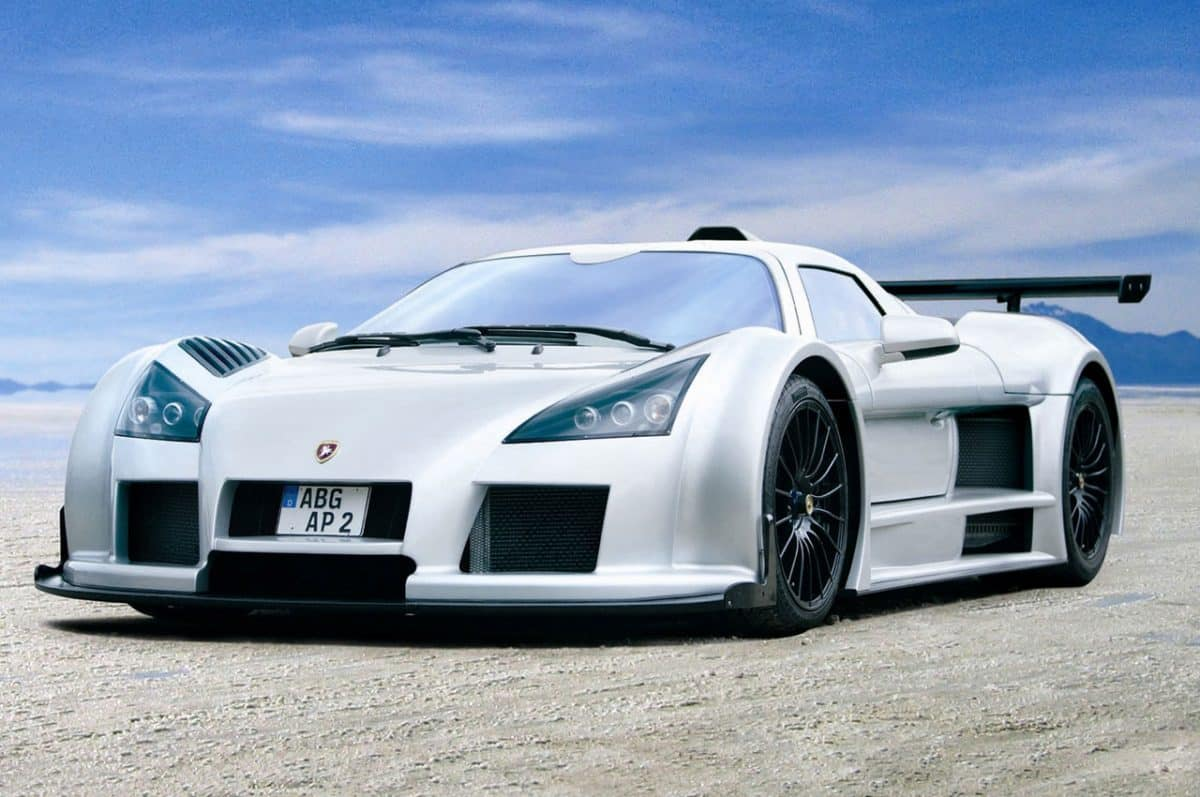 Gumpert Appollo